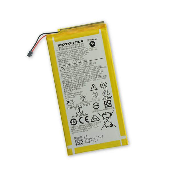 Moto X4 Battery / Part Only