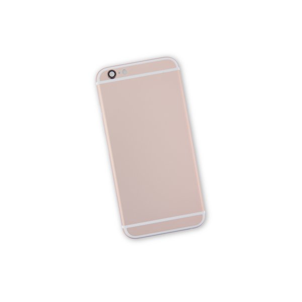iPhone 6s Blank Rear Case / Rose Gold