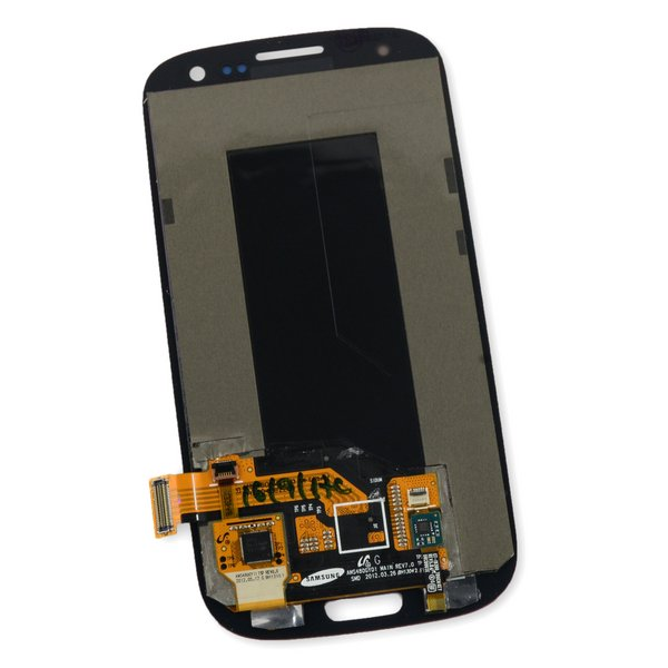 Galaxy S III AMOLED and Digitizer / Red