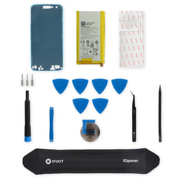 Moto Z Play Battery / Fix Kit