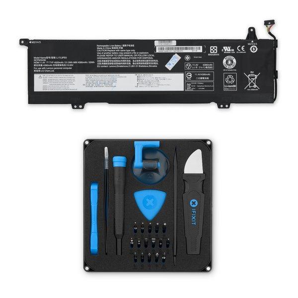 "Lenovo Yoga 730 (15"") Battery / Fix Kit / Aftermarket"