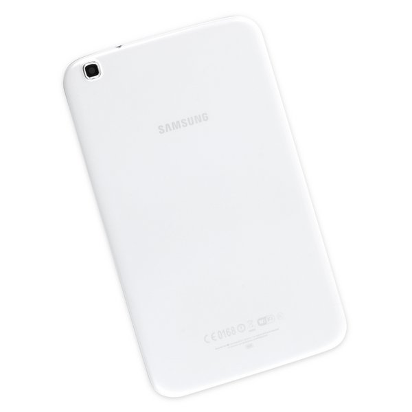 Galaxy Tab 3 8.0 Rear Case / White / A-Stock
