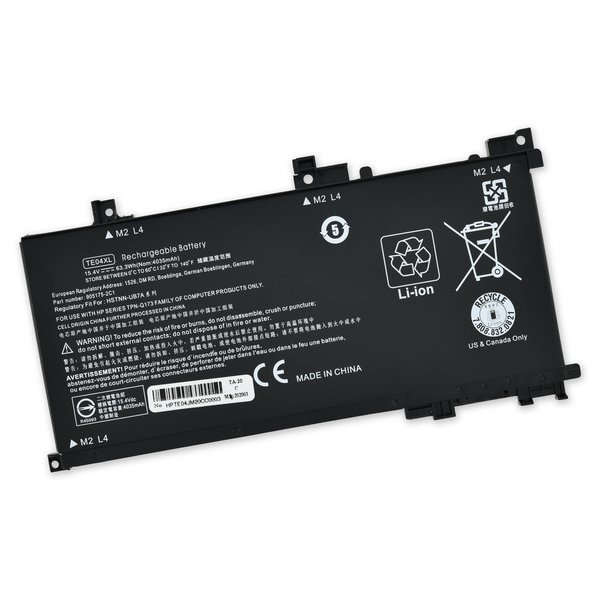 HP Omen 15 Battery / Part Only