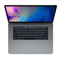 "Apple MacBook Pro Retina Mid 2018 15"" Core i7 2.6 GHz - Touchbar"