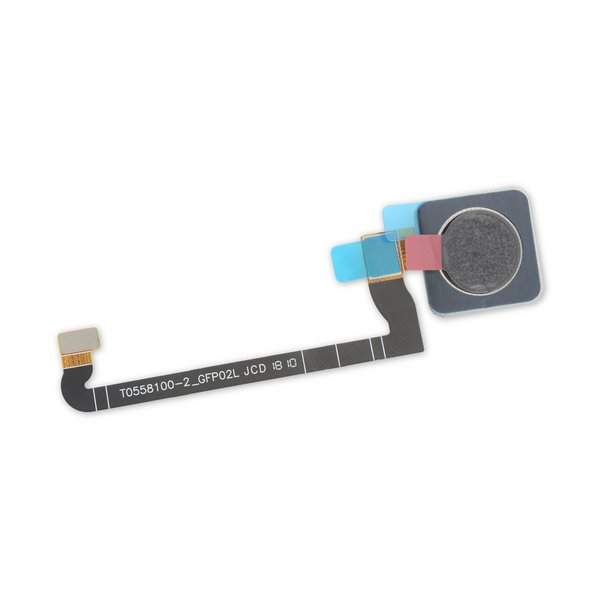 Google Pixel 3 Fingerprint Sensor / Black
