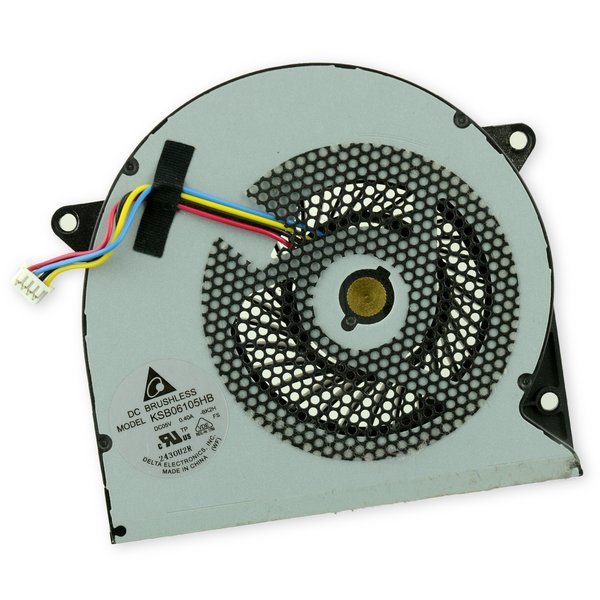 Asus G75VW-DS73-3D CPU Fan