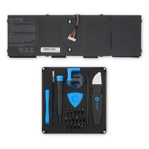 Acer AP13B3K and AP13B8K Laptop Battery / Fix Kit