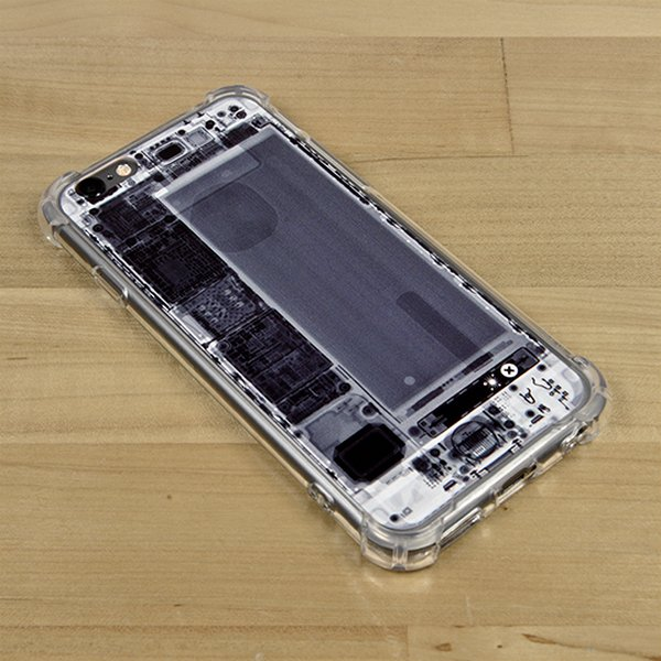 iFixit Insight iPhone 6s Case / X-Ray
