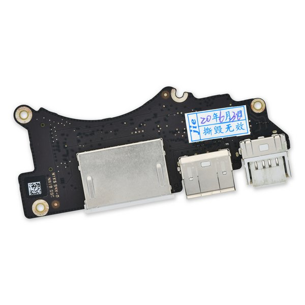 "MacBook Pro 15"" Retina (Mid 2012-Early 2013) Right I/O Board"