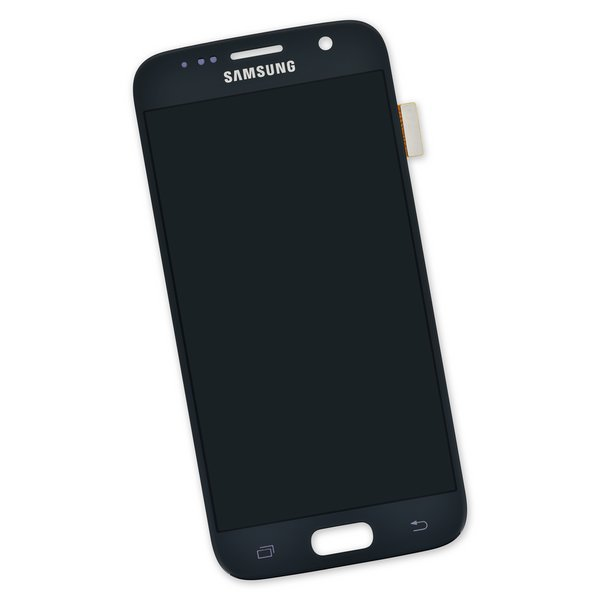 Galaxy S7 Screen / Black / Part Only / LCD