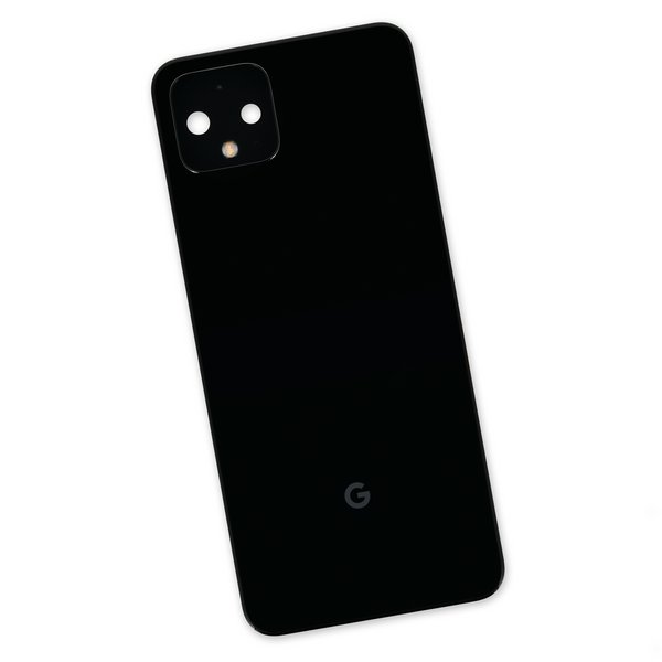 Google Pixel 4 Rear Panel Assembly / Black