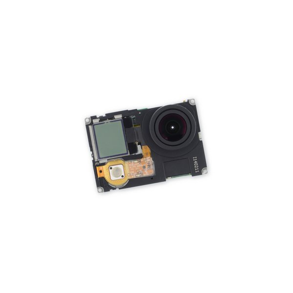 GoPro Hero3+ Black Internal Assembly