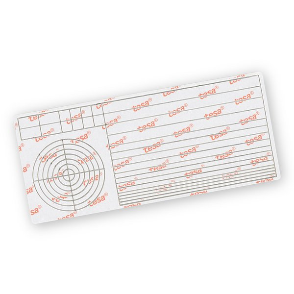 Tesa 61395 Tape / Precut Adhesive Card