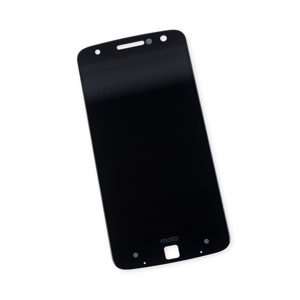 Moto Z Droid Screen / Black / Part Only