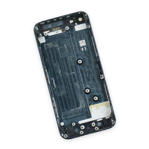 iPhone 5 Used OEM Rear Case / Black / B-Stock