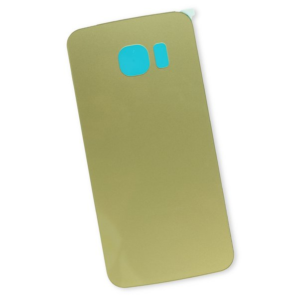 Galaxy S6 Edge Rear Panel/Cover / Gold