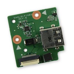 Lenovo Chromebook 11 N21 USB Daughterboard