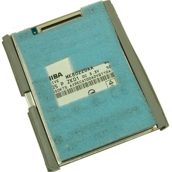iPod Classic 80 GB Hard Drive / Used / With Padding