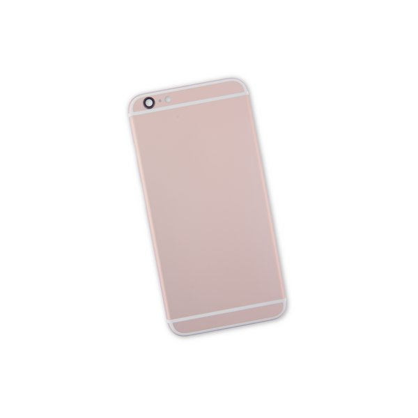 iPhone 6s Plus Blank Rear Case / Rose Gold
