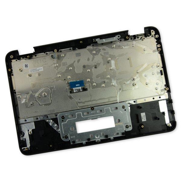 Dell Chromebook 11 3180 Palmrest Keyboard Assembly