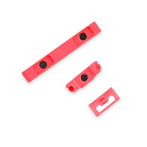 iPhone 5c Case Button Set / Pink