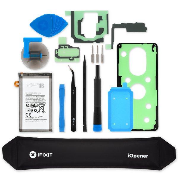 Galaxy S9+ Battery / New / Fix Kit v2 / driver + SIM Tool