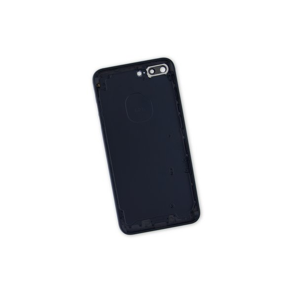iPhone 7 Plus Blank Rear Case / Black