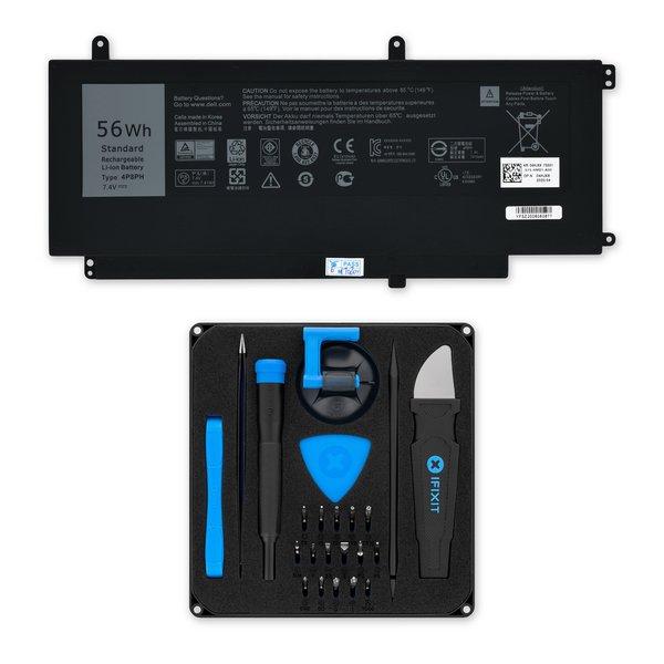 Dell Inspiron 15-7547 7.4V Battery / Fix Kit