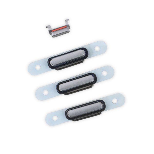 iPhone 6 Case Button Set / Black