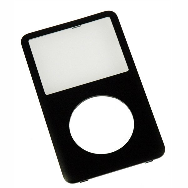 iPod Classic Front Panel / Black / New