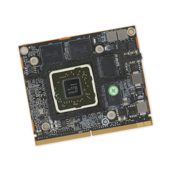"iMac Intel 27"" EMC 2429 Radeon HD 6770M Graphics Card"