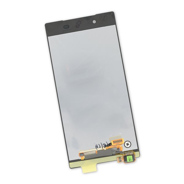 Sony Xperia Z5 Screen / Black / Part Only