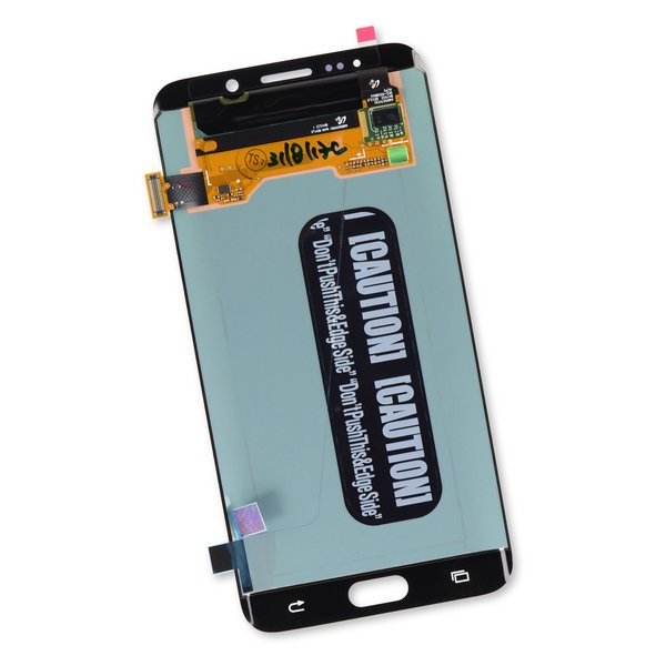 Galaxy S6 Edge+ Screen / White / Part Only