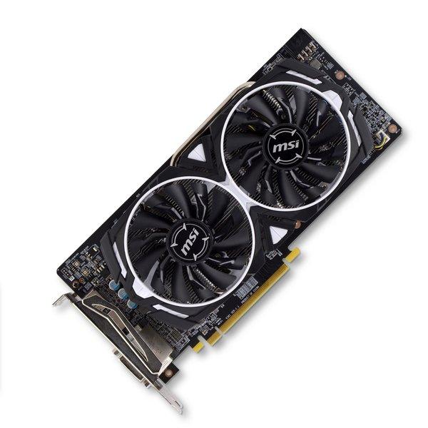 MSi RX 480 Graphics Card