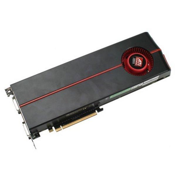 ATI Radeon HD 5970 Graphics Card