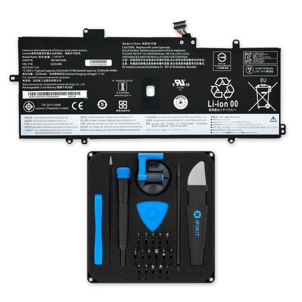 Lenovo ThinkPad X1 Yoga 4th Gen and X1 Carbon 7th Gen Battery / Fix Kit