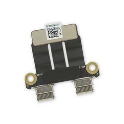 MacBook Pro (A1989, A1990, A2141, A2159, A2251, A2289, A2338 Mid 2018-2020) USB-C Board