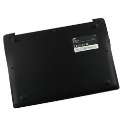 Samsung Chromebook XE503C12 Bottom Cover / A-Stock / Black