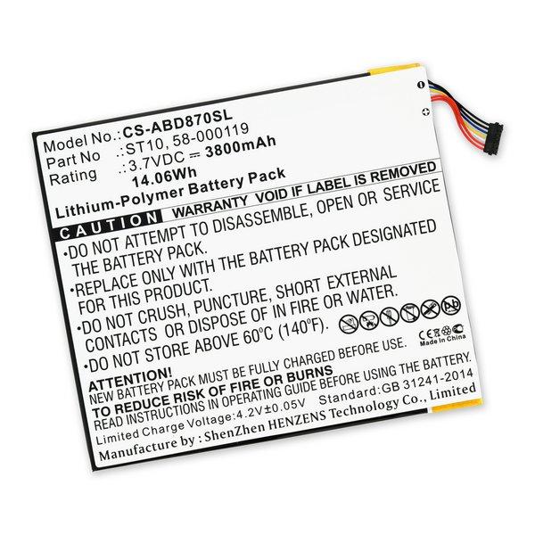 Amazon Fire HD 10 (5th Gen) Battery