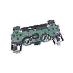DualShock 4 Controller Motherboard and Midframe Assembly (JDM-040)