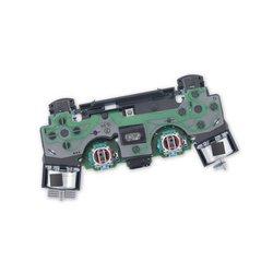 DualShock 4 Controller Motherboard and Midframe Assembly (JDM-040)