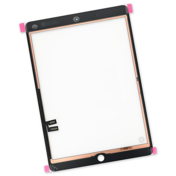 iPad 7/8 Screen Digitizer / Part Only / New / Black