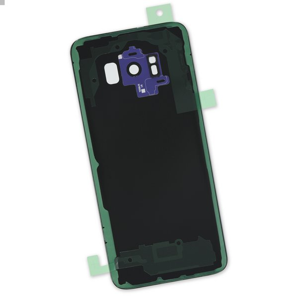 Galaxy S8 Rear Glass Panel/Cover / Part Only / Blue