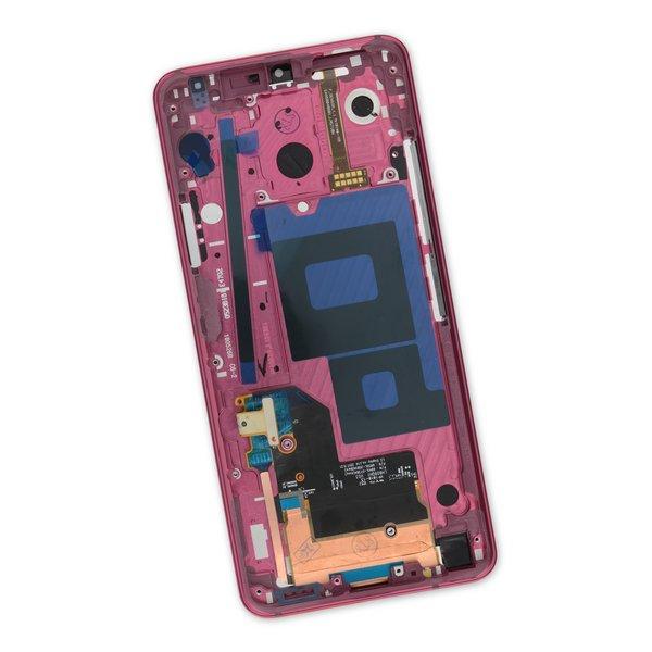 LG G7 ThinQ Screen / Purple