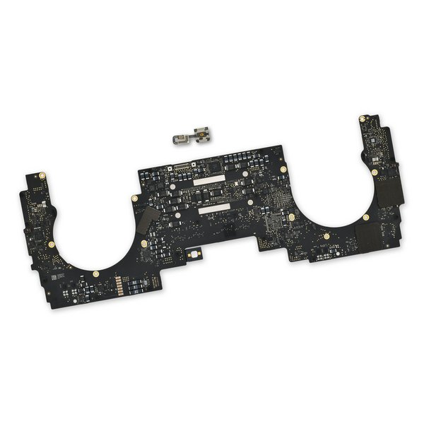 """MacBook Pro 13"""" Retina (Mid 2018) 2.7 GHz Logic Board with Paired Touch ID Sensor"""