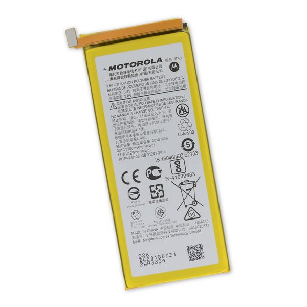 Moto G6 Plus Battery / Part Only