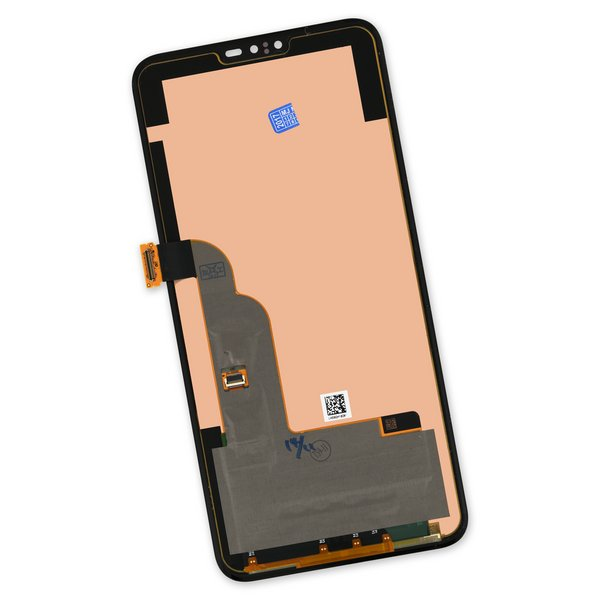 LG V50 ThinQ Screen
