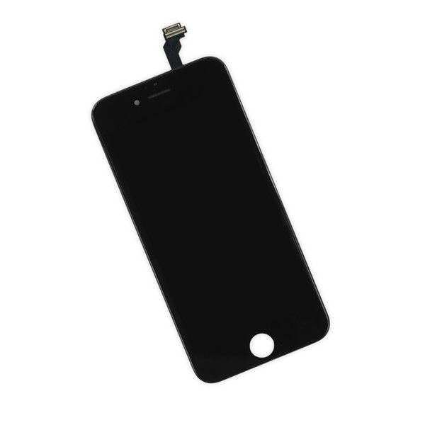 iPhone 6 LCD and Digitizer / New, Premium / Part Only / Black