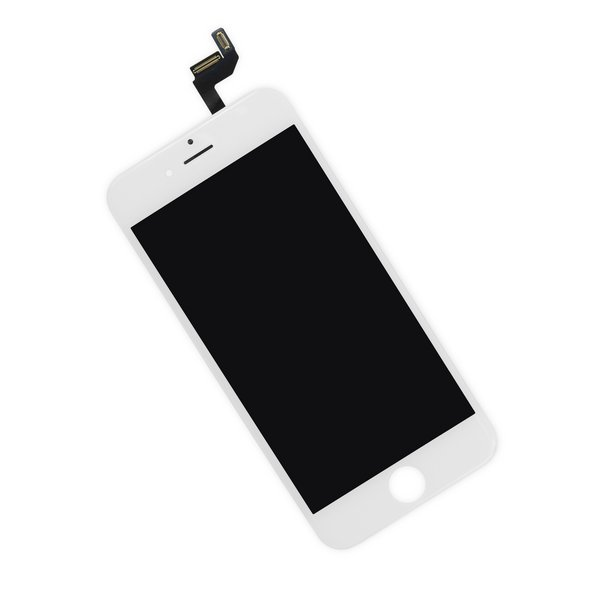 iPhone 6s LCD and Digitizer - Original LCD / New / Part Only / White