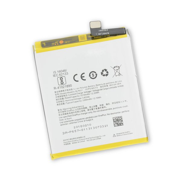 OnePlus 6 Battery / Part Only